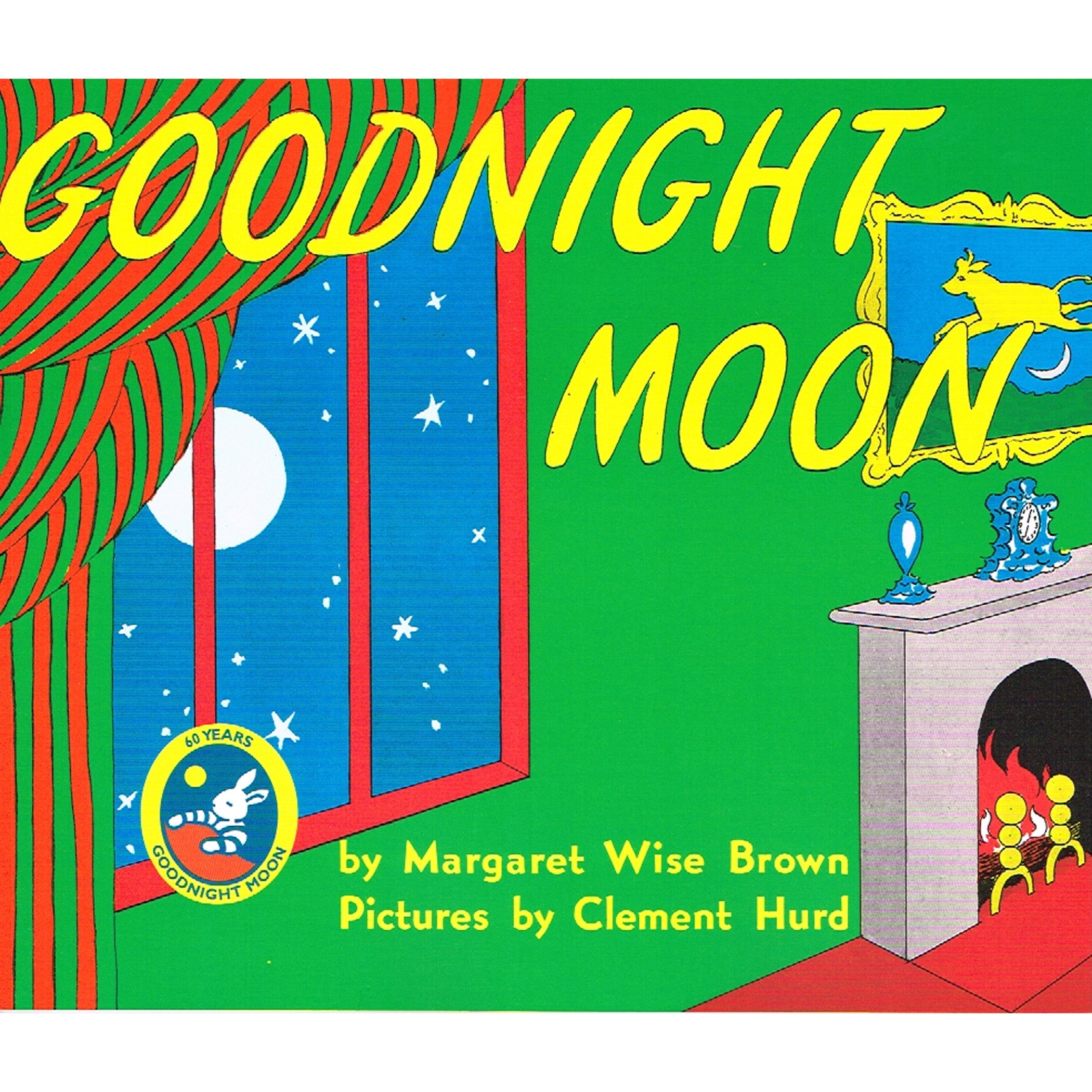 Goodnight Moon Paperback - Kiddren