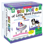 Big Box Of Little Word Puzzles - Kiddren