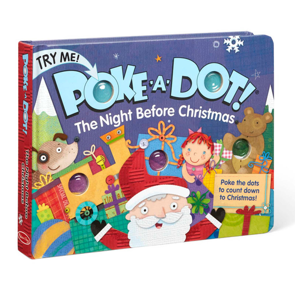 Poke A Dot The Night Before Xmas - Kiddren