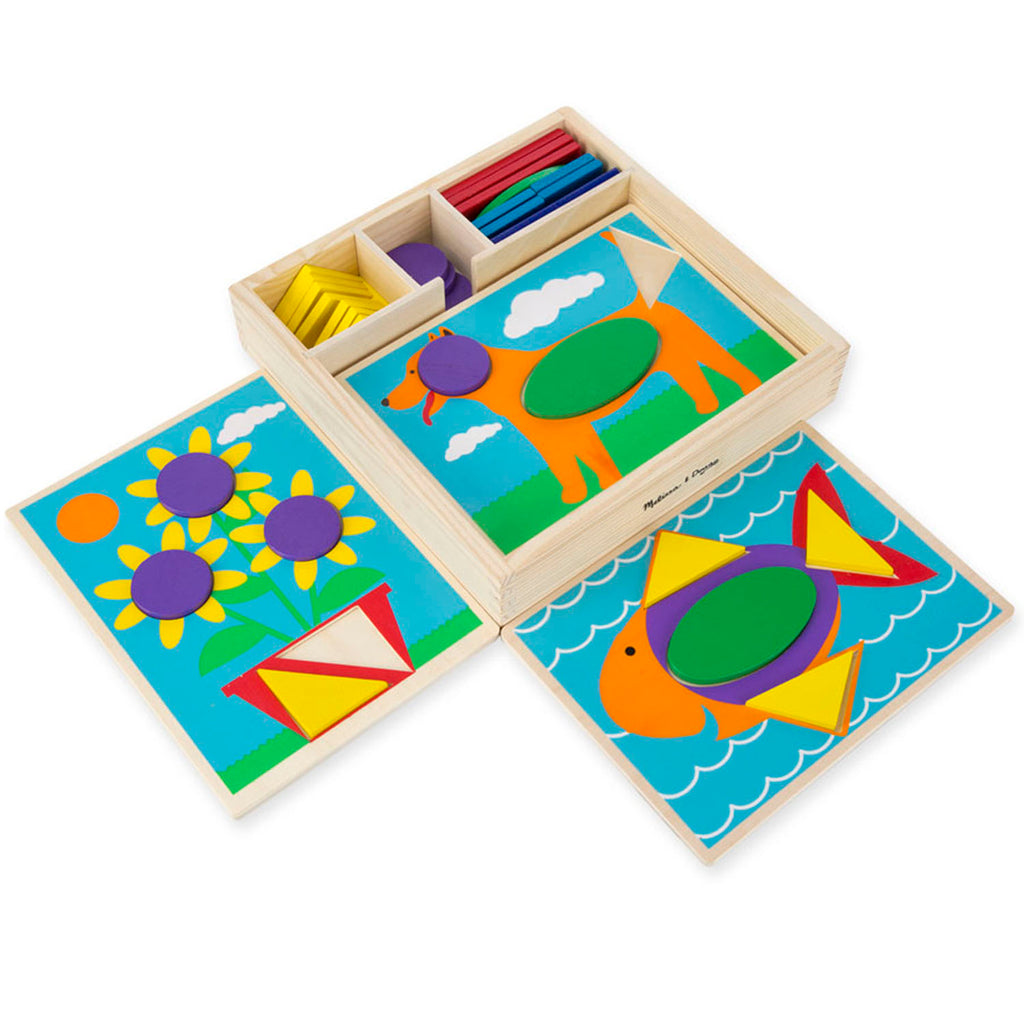 Beginner Pattern Blocks - Kiddren