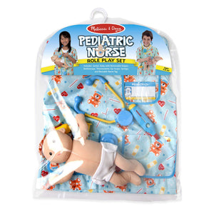 Pediatric Nurse Role Play Set - Kiddren