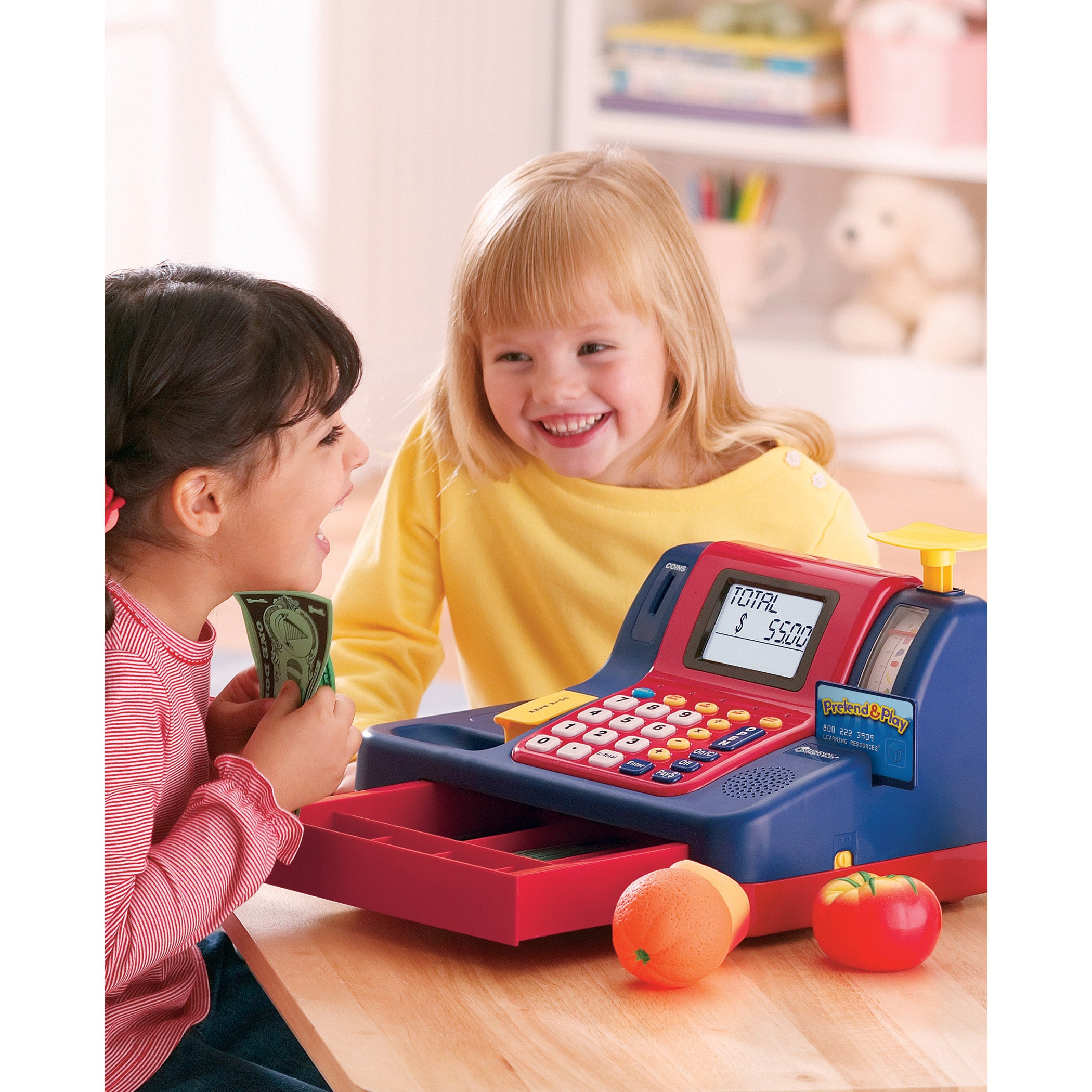 Teaching Cash Register - Kiddren