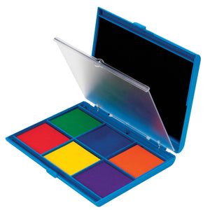 7-color Dual Stamp Pad - Kiddren