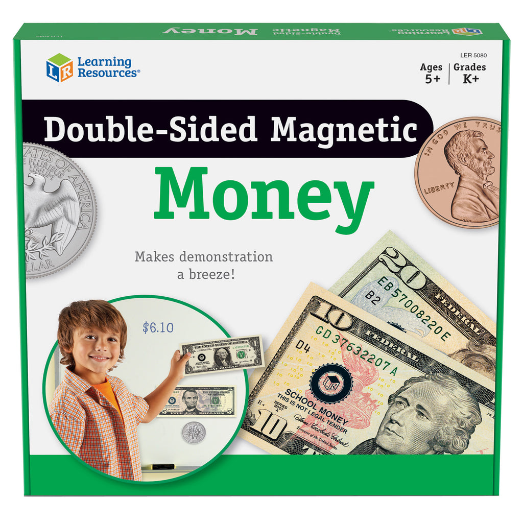 Double-sided Magnetic Money - Kiddren