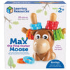 Max The Fine Motor Moose - Kiddren