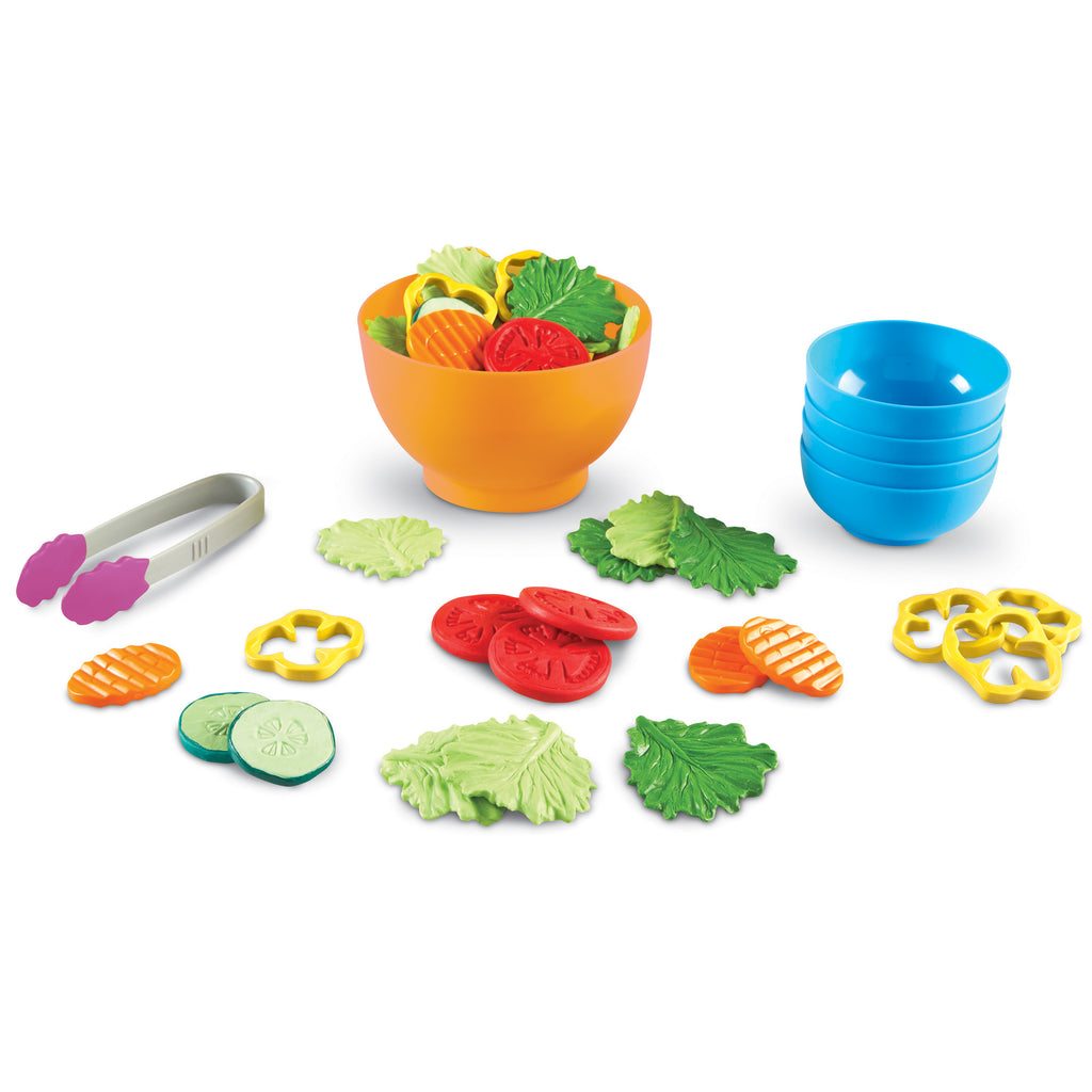 New Sprouts Garden Fresh Salad Set - Kiddren