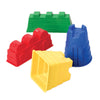 Sand Castle Molds 4-set - Kiddren