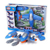 Magnetic Build A Truck Plane - Kiddren