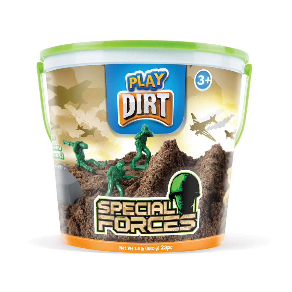Play Dirt Special Forces - Kiddren