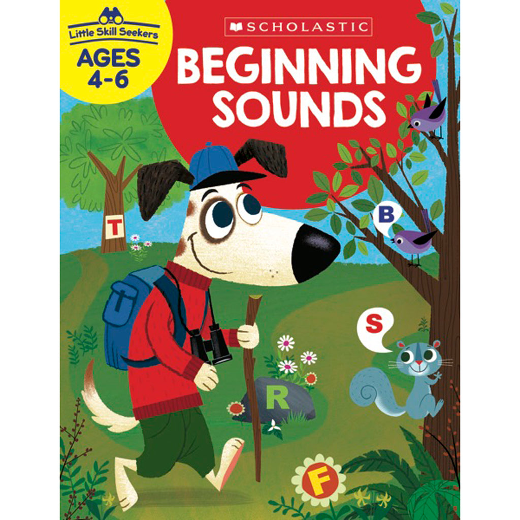 Beginning Sounds Little Skill Seekers - Kiddren
