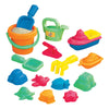 15-piece Toddler Sand Assortment - Kiddren