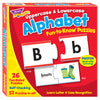 Fun To Know Puzzles Uppercase & Lowercase Alphabet - Kiddren