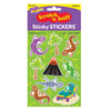 Loungin Lizards Stinky Stickrs 36ct - Kiddren