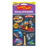 Terrific Trains-licorice Stickers 40ct - Kiddren