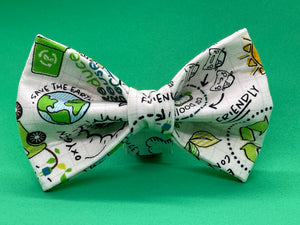 Eco Friends Doggy Bowtie
