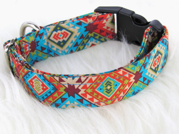Navajo Dog Collar