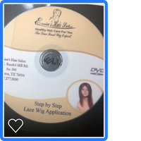 LACE WIG DVD