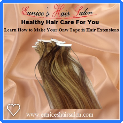 Tape In Hair Extensionsg DVD PLUS SUPPLIES NEEDED