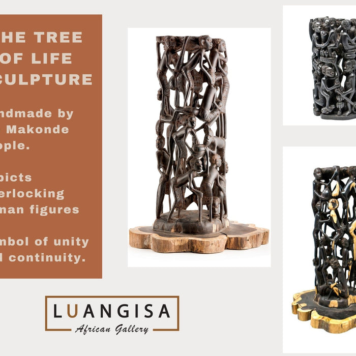 What is Meaning of The Tree of Life Sculpture?