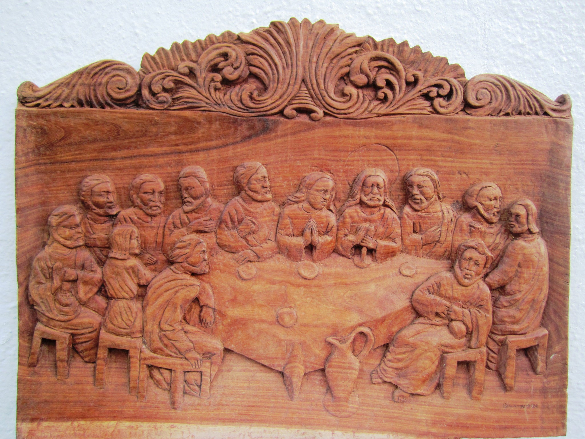 Last Supper Wall Art 1
