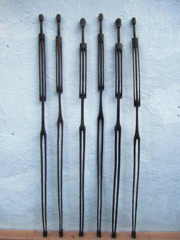 Nyamwezi Stick Figurines