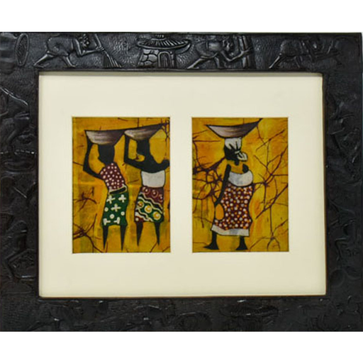 Batik Framed Art 02