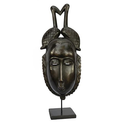 Baule Mask on stand 10