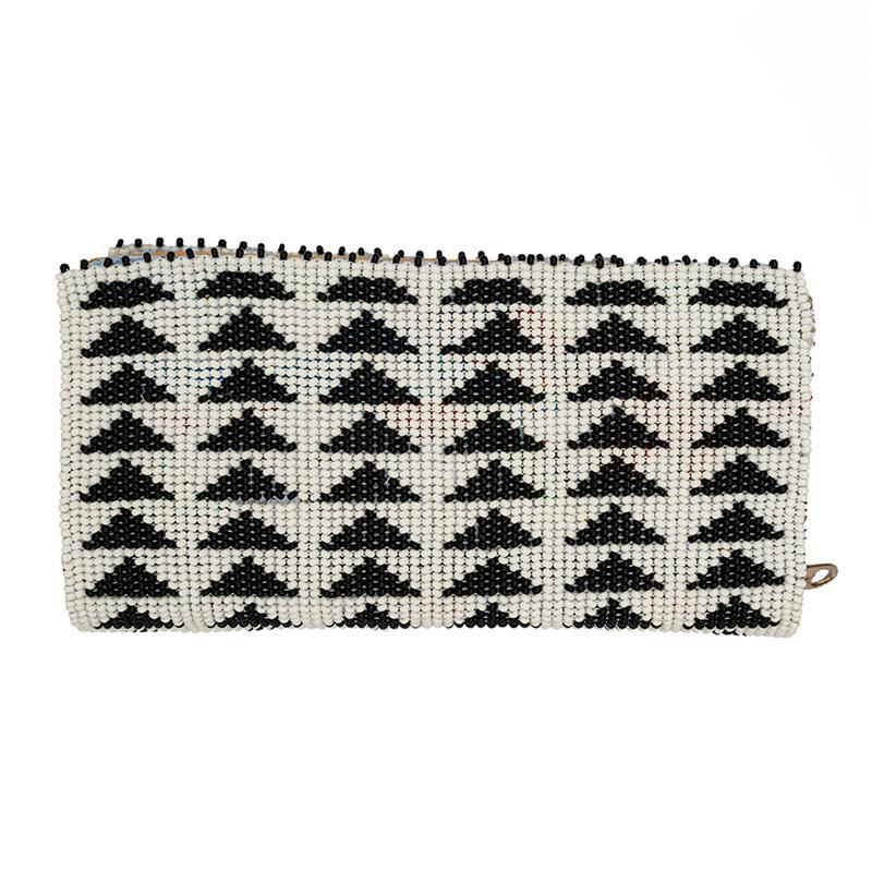 Beaded Clutch Bag 01