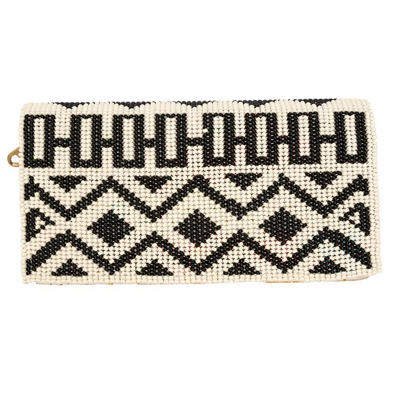 Beaded Clutch Bag 04