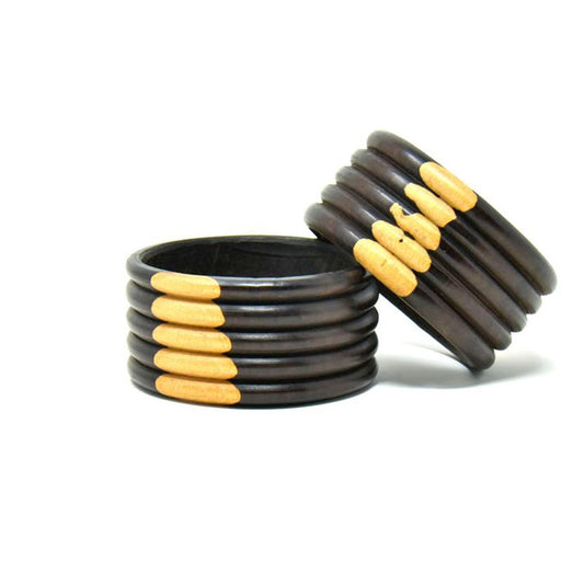 Ebony Ring Bracelet 01