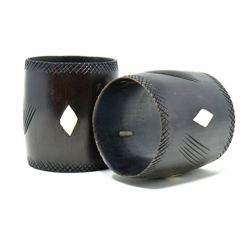 Ebony and Horn Bracelet