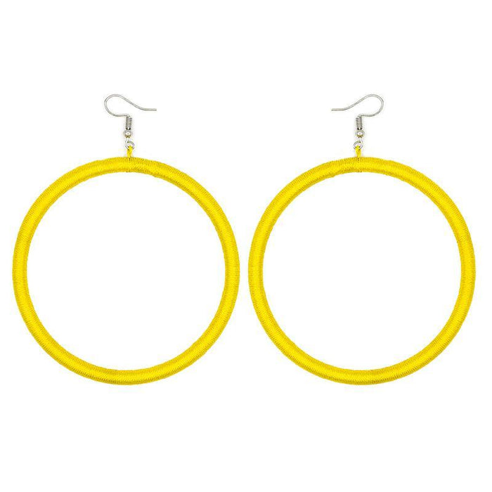 Hoop Earrings 04