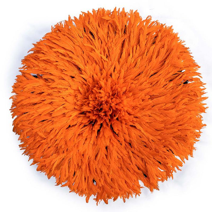 Juju Hat 03 Orange(Bamileke Headdress)
