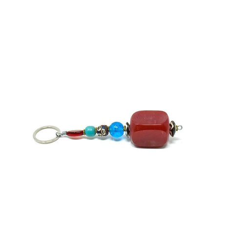 Key Ring Rectangle 03