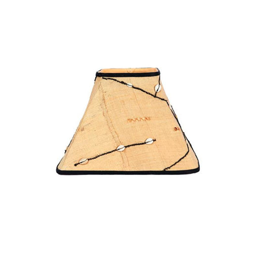 Kuba Rectangle Lampshade 16 inches 01