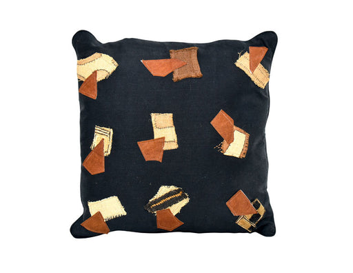 Kuba & Bark Pillow Cover
