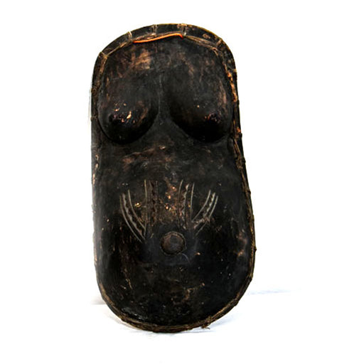 Makonde Belly Small Mask 01