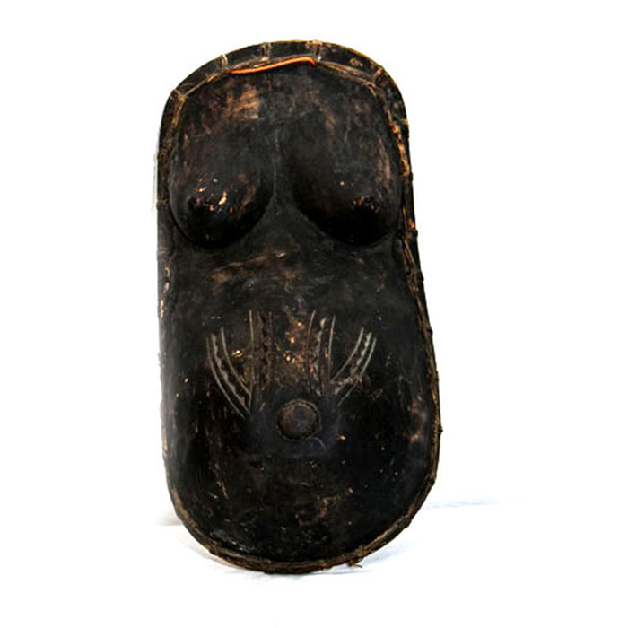 Makonde Belly Mask 02
