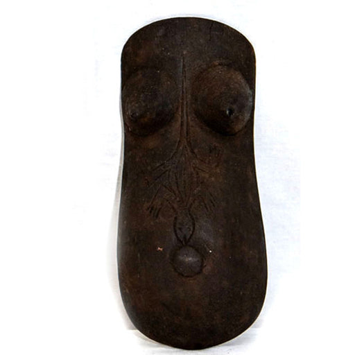 Makonde Belly Small Mask 02