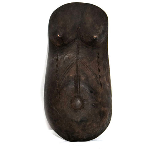 Makonde Belly Small Mask 03
