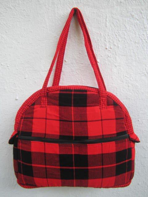 Maasai Shuka Safari Bag 6