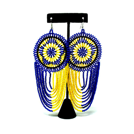 Mwamvuli Beaded Earrings 03