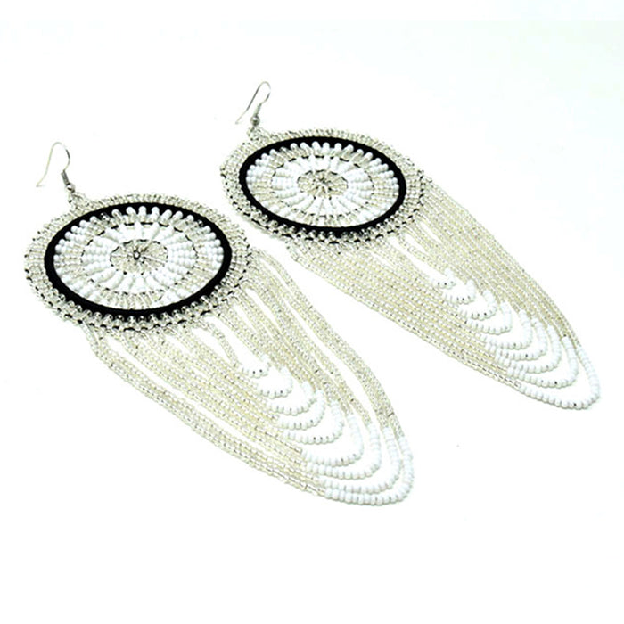 Mwamvuli Beaded Earrings 04