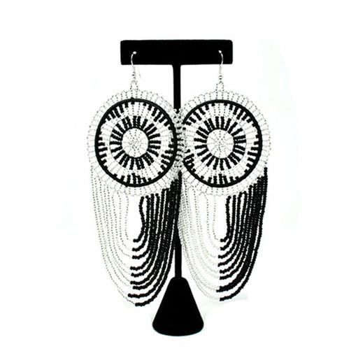 Mwamvuli Beaded Earrings 06