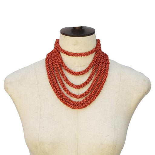 Mwamvuli Beaded Necklace 01