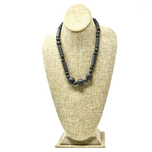 Mwenge Ebony Necklace 01