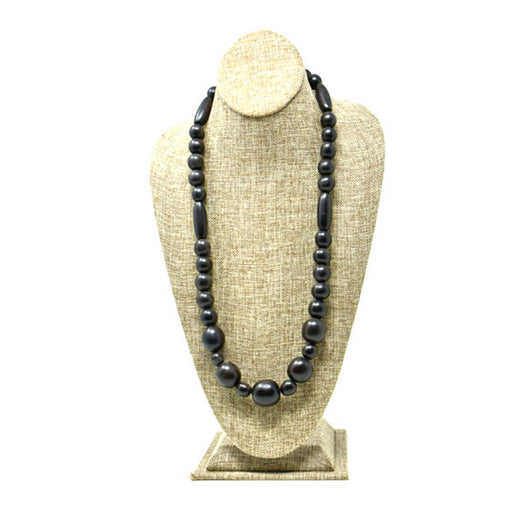 Mwenge Ebony Necklace 06