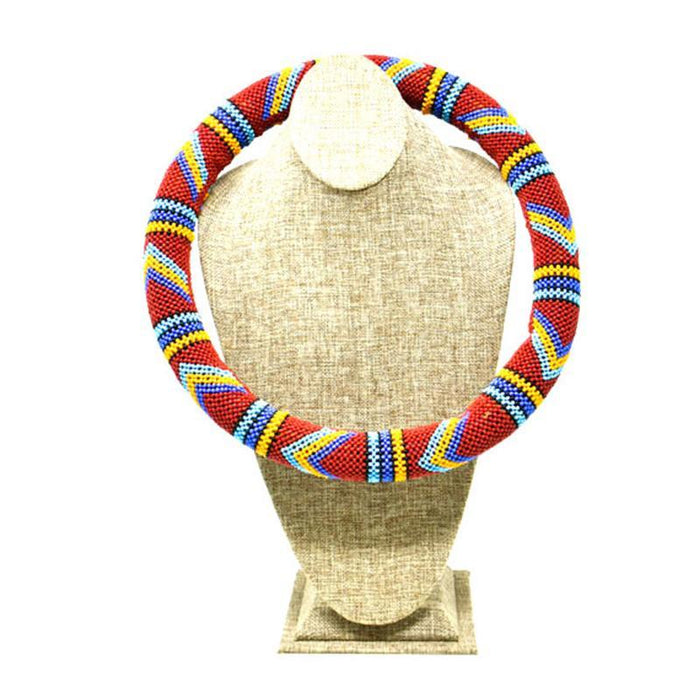 Ndebele Neck Ring 10