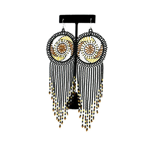 Pindo Beaded Earrings 02