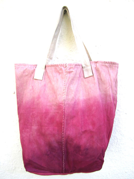 Recycled Dhow Bag Pink